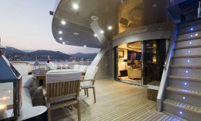 XO OF THE SEAS   Ustaoglu Yachts  Yacht 32m Exterior 3