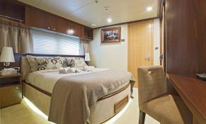 XO OF THE SEAS   Ustaoglu Yachts  Yacht 32m Interior 1