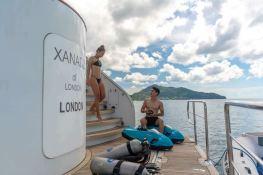 XANADU of LONDON  Moonen 34m Yacht Exterior 4