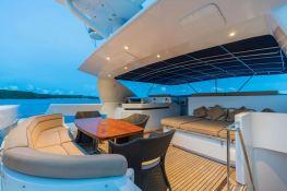 XANADU of LONDON  Moonen 34m Yacht Exterior 3