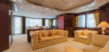 XANADU of LONDON  Moonen 34m Yacht Interior 2