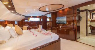 XANADU of LONDON  Moonen 34m Yacht Interior 1