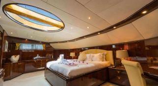 XANADU of LONDON  Moonen 34m Yacht Interior 3