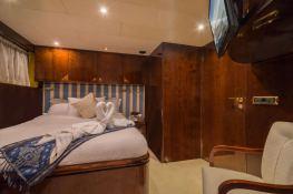XANADU of LONDON  Moonen 34m Yacht Interior 4