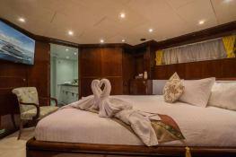 XANADU of LONDON  Moonen 34m Yacht Interior 5