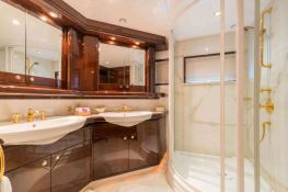 XANADU of LONDON  Moonen 34m Yacht Interior 7