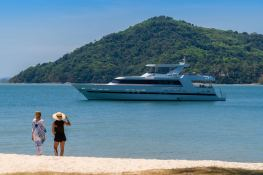 AJAO  Baglietto Yacht 27m Exterior 5