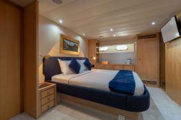 AJAO  Baglietto Yacht 27m Interior 8