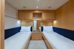 AJAO  Baglietto Yacht 27m Interior 13