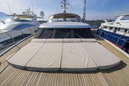 India  Benetti Yacht 35m Exterior 4
