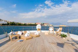 India  Benetti Yacht 35m Exterior 5