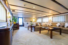 India  Benetti Yacht 35m Interior 3