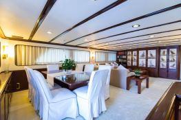 India  Benetti Yacht 35m Interior 4
