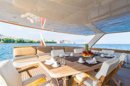 India  Benetti Yacht 35m Interior 6
