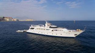 India  Benetti Yacht 35m Exterior 3