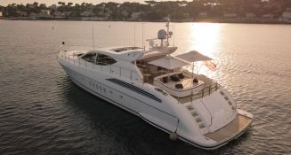 ELLERY A   Leopard Yachts Leopard 24 Exterior 4