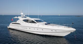 ELLERY A   Leopard Yachts Leopard 24 Exterior 2