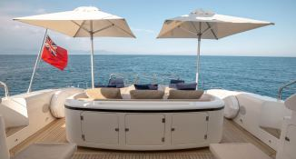 ELLERY A   Leopard Yachts Leopard 24 Interior 7