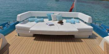 LITTLE ONE  Baia Yachts Italia 70 Exterior 3