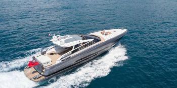 LITTLE ONE  Baia Yachts Italia 70 Exterior 2