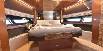 LITTLE ONE  Baia Yachts Italia 70 Interior 2