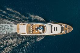 MY WAY  San Lorenzo Yacht 112 Exterior 5