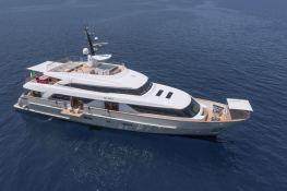 MY WAY  San Lorenzo Yacht 112 Exterior 7