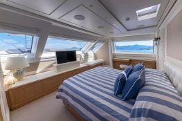 MY WAY  San Lorenzo Yacht 112 Interior 12