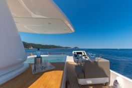 MY WAY  San Lorenzo Yacht 112 Interior 16