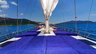 Perla Del Mar 2 bow