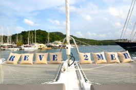 Reve2Mer   Catamaran 59 Exterior 3