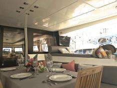 Reve2Mer   Catamaran 59 Interior 2
