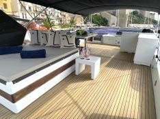 ALL WE NEED (ex SAMSARA) San Lorenzo Yacht SL 70 Exterior 3