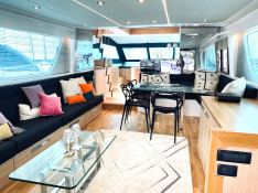 ALL WE NEED (ex SAMSARA) San Lorenzo Yacht SL 70 Interior 4