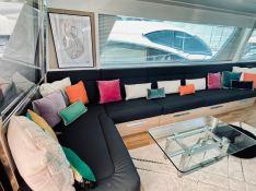 ALL WE NEED (ex SAMSARA) San Lorenzo Yacht SL 70 Interior 8