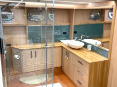 ALL WE NEED (ex SAMSARA) San Lorenzo Yacht SL 70 Interior 11