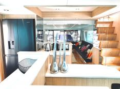 ALL WE NEED (ex SAMSARA) San Lorenzo Yacht SL 70 Interior 5