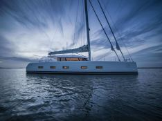 CYGNUS CYGNUS  Ocean Quality Systems Catamaran 61 Exterior 2