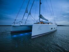 CYGNUS CYGNUS  Ocean Quality Systems Catamaran 61 Exterior 1
