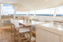 CYGNUS CYGNUS  Ocean Quality Systems Catamaran 61 Interior 9