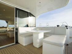 CYGNUS CYGNUS  Ocean Quality Systems Catamaran 61 Interior 12