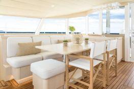 CYGNUS CYGNUS  Ocean Quality Systems Catamaran 61 Interior 14