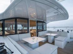 CYGNUS CYGNUS  Ocean Quality Systems Catamaran 61 Interior 16