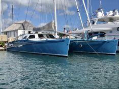 Skylark   Catamaran 72 Exterior 3