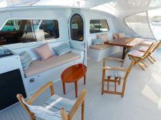 Skylark   Catamaran 72 Interior 10
