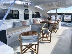 Skylark   Catamaran 72 Interior 11