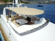 SPICE OF LIFE   Yacht 31m Exterior 3