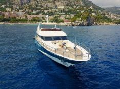 SPICE OF LIFE   Yacht 31m Exterior 4