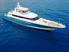 SPICE OF LIFE   Yacht 31m Exterior 6