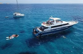 SPICE OF LIFE   Yacht 31m Exterior 7